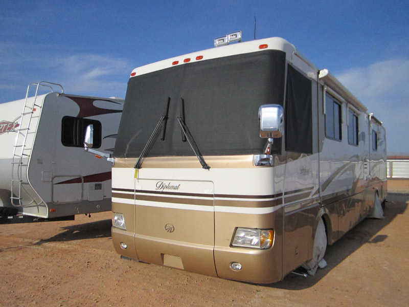 On-Site RV Storage